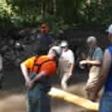 Work Day On Parson Creek